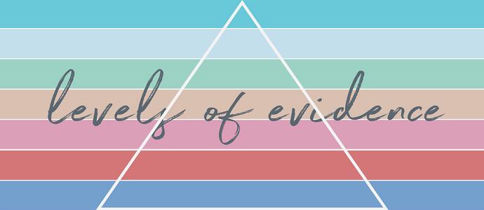 Evidence-based Medicine Hierarchy