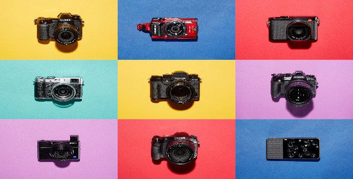 kamera besar atau kecil