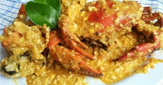 Bagaimana cara membuat kepiting saus telur asin?(30)