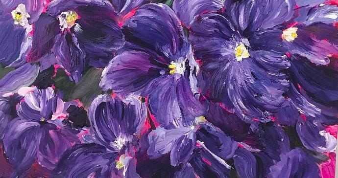 Bunga Keindahan