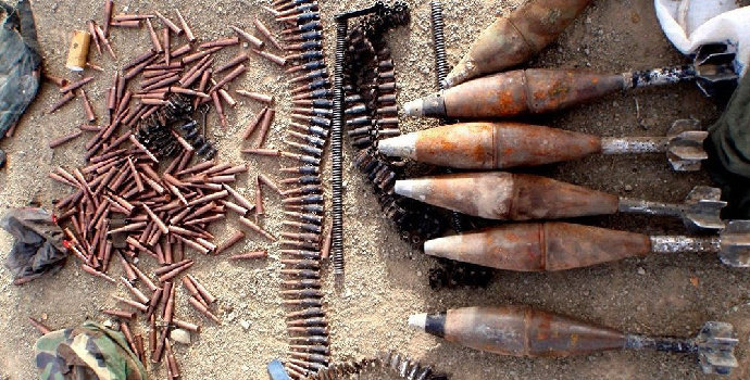 weapons proliferation