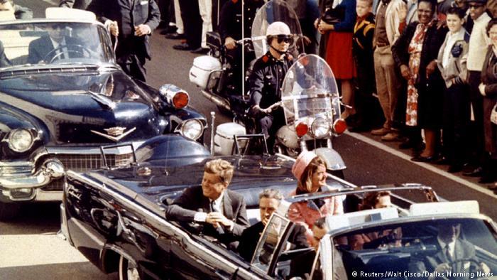 kematian John F Kennedy