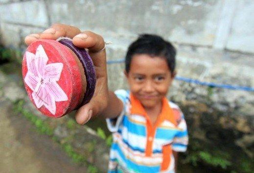 Darimana Permainan Tradisional Yoyo Masih Ingat Yoyo Permainan Tradisional Dictio Community
