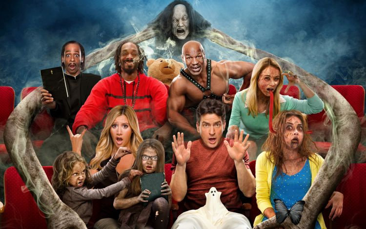 Scary Movie Series