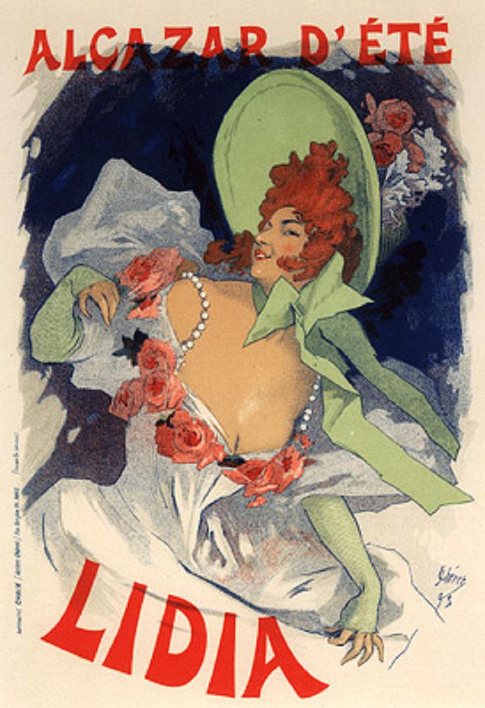 Alcazar d'Éte, Lidia, 1893
