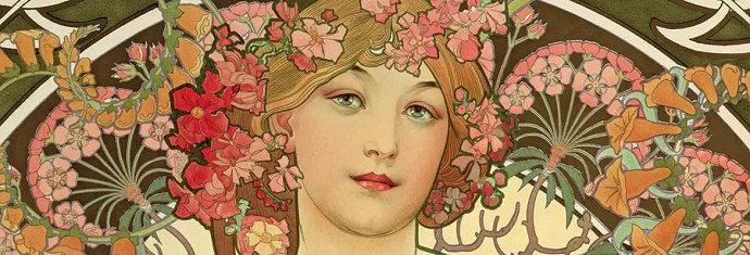 Lukisan Art Nouveau
