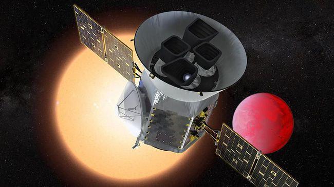 satelit Transiting Exoplanet Survey Satellite