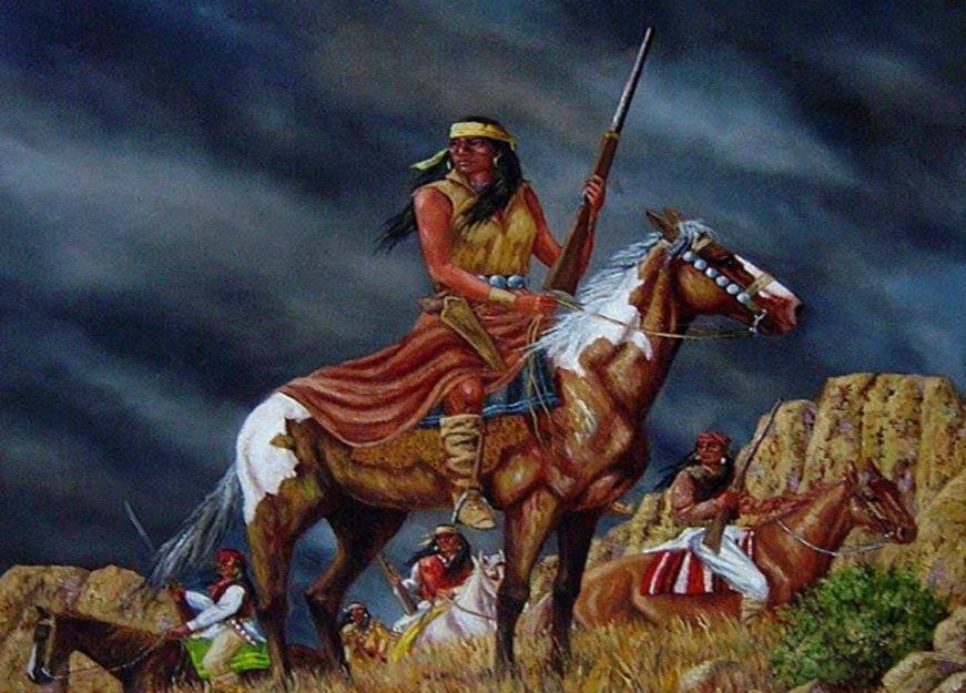 Prajurit Apache