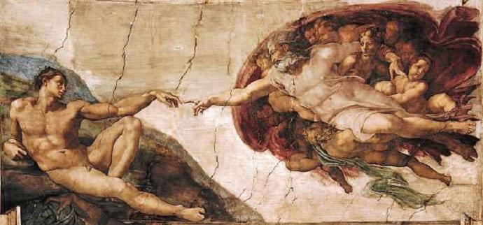 lukisan fresco