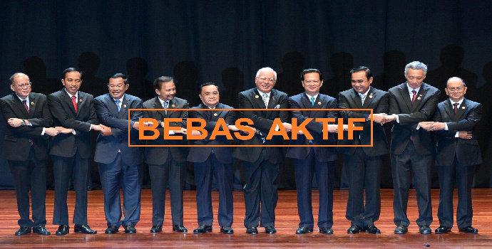 sifat politik luar negeri Indonesia