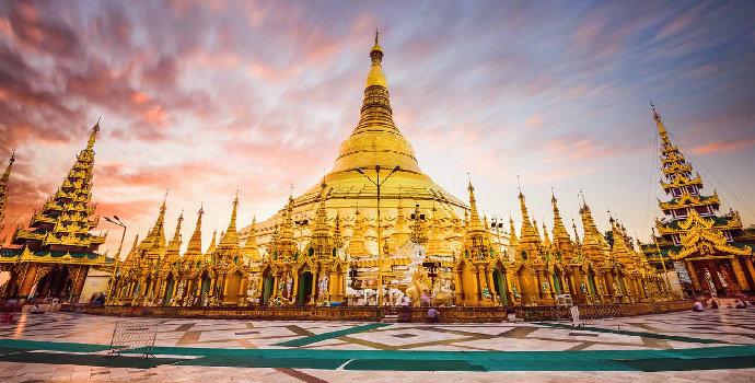 Identitas Bangsa Myanmar