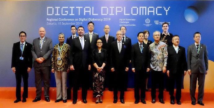 diplomasi digital