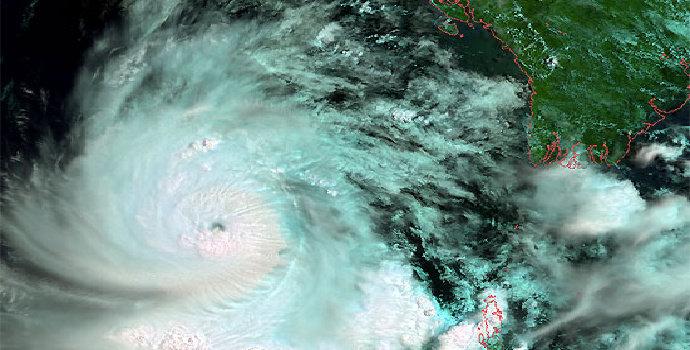 Dampak Politik dari Cyclone Nargis