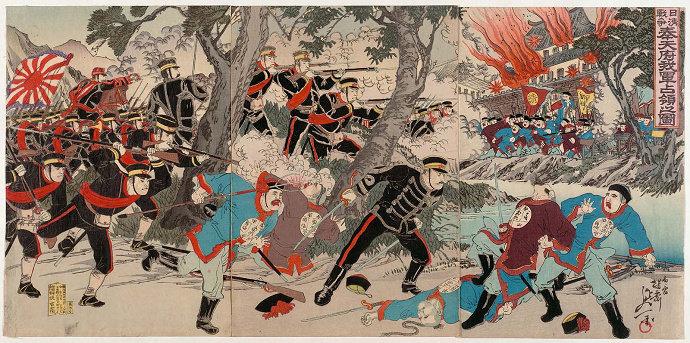 Perang Sino-Jepang Kedua