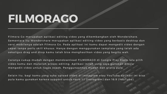 Aplikasi Apa Yang Memudahkan Dalam Melakukan Proses Edit Video
