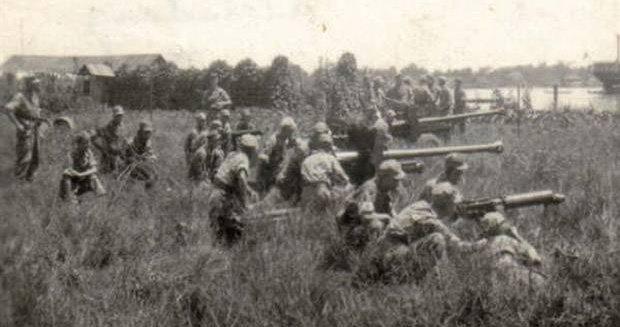 Pertempuran Lima Hari Lima Malam di Palembang