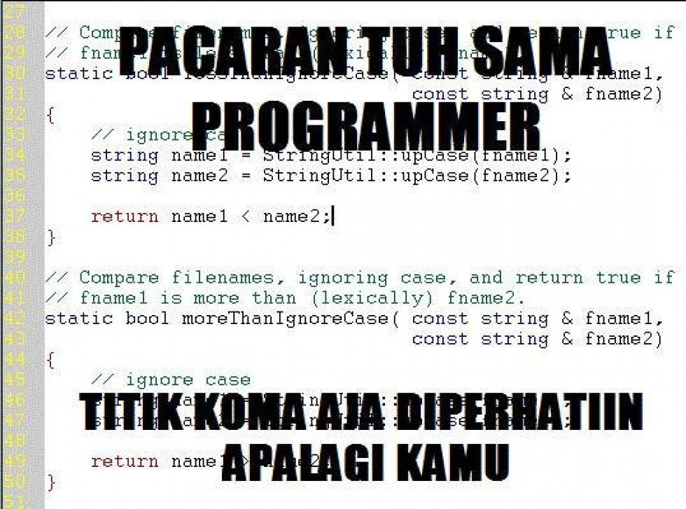 Meme Anak Programmer Humor Dictio Community