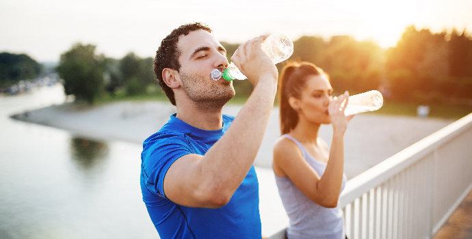 Apakah manfaat air bagi tubuh?