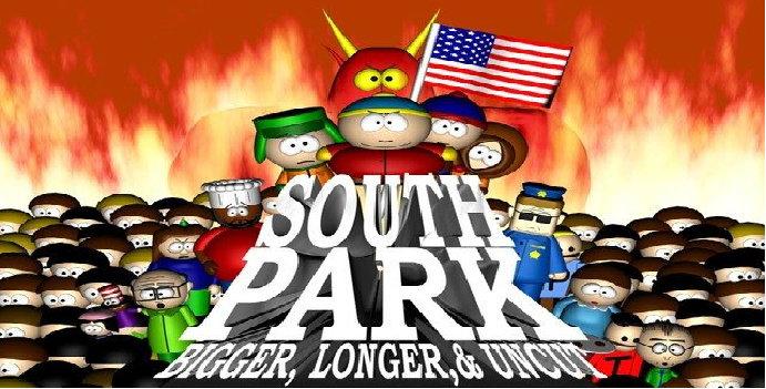 South Park : Bigger, Longer & Uncut