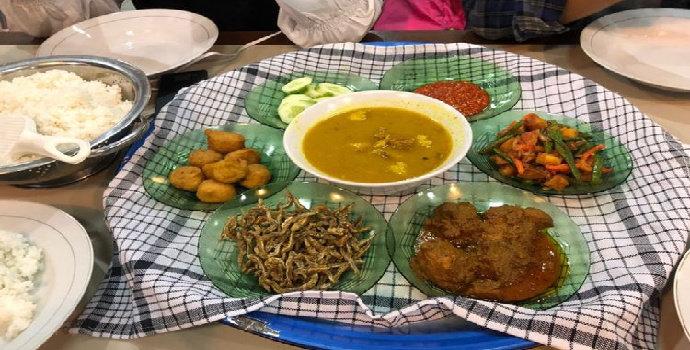 makanan khas dari Belitung