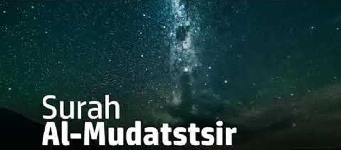 Surah al-Mudatstsir