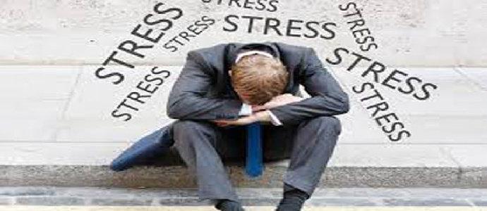 jenis stres