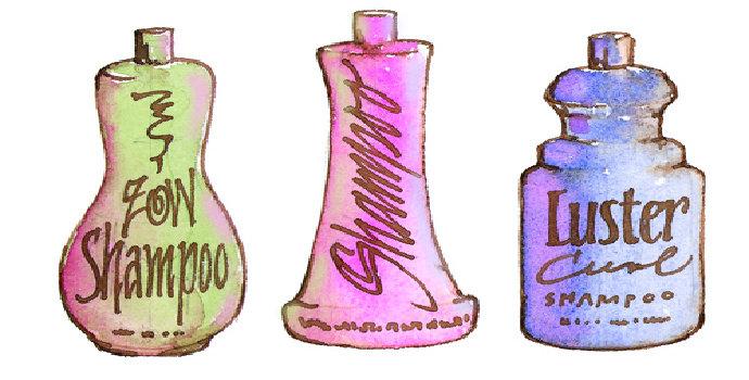 Bagaimana Cara memilih shampo lidah buaya?
