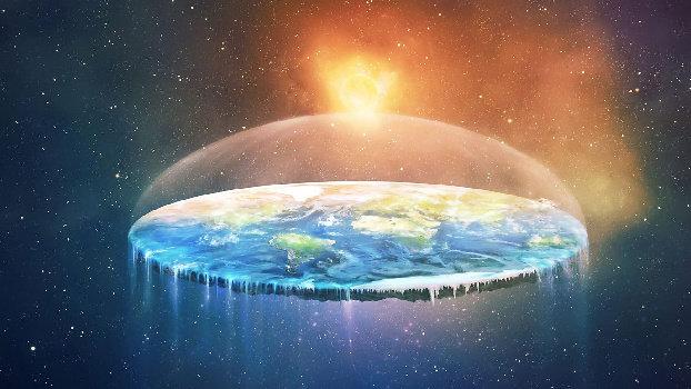 flath earth