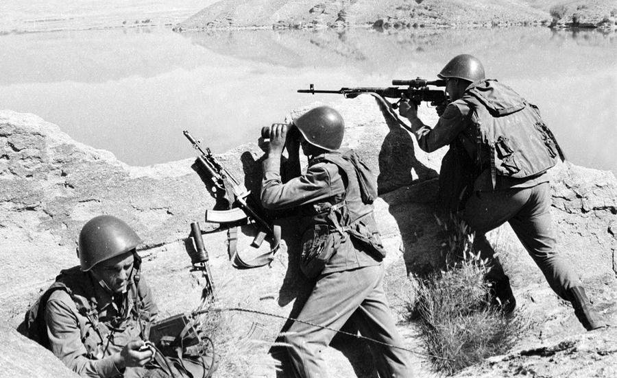 Invasi Soviet di Afganistan