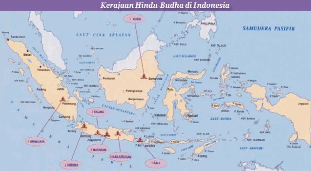 Hubungan Kerajaan Kutai dengan Kerajaan-kerajaan lain
