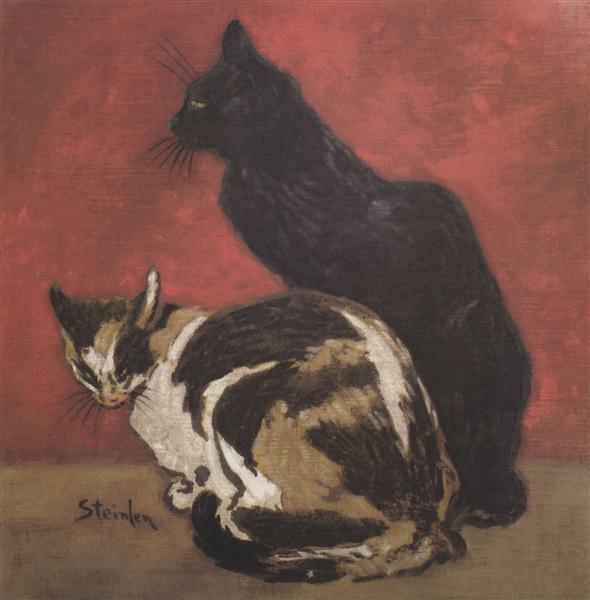 Cats, 1910