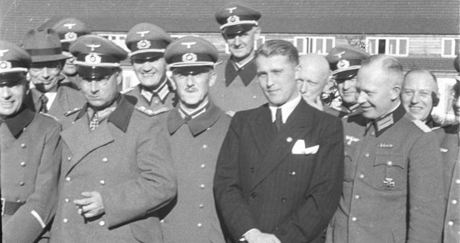 Ilmuan eks-Nazi jerman