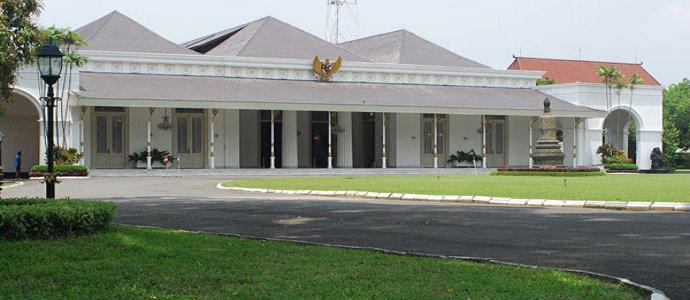 Yogyakarta menjadi ibukota dari pemerintahan Indonesia