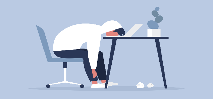 faktor burnout