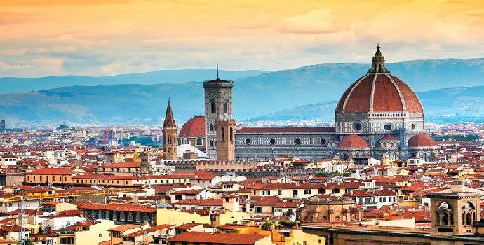 destinasi italia