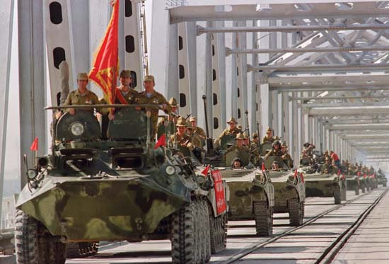 Perang Soviet–Afganistan