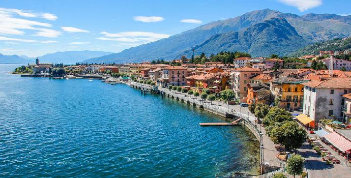 Danau Como Italia