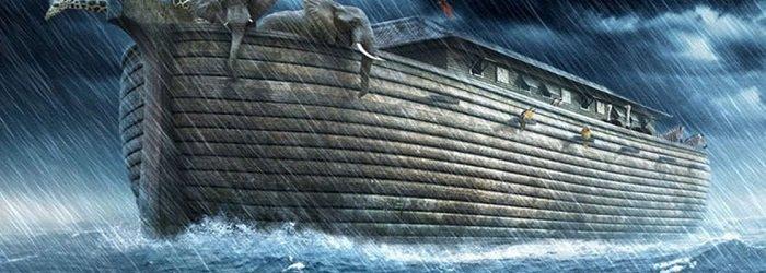 Kapal Nabi Nuh as