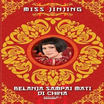 Miss Jinjing Belanja Sampai Mati di China