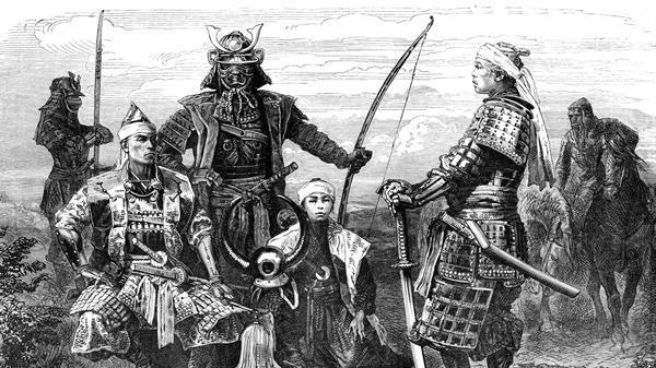 Prajurit Samurai