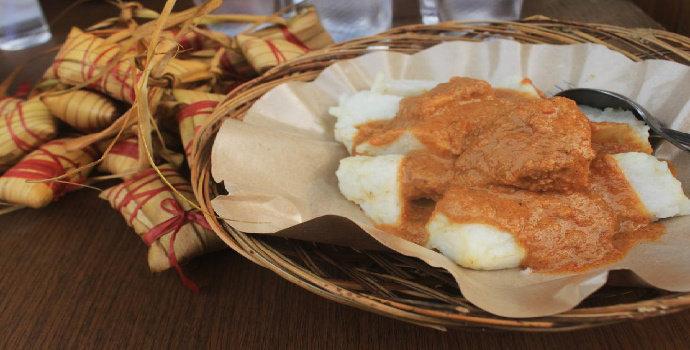 Menikmati Kupat Lodoh Jajanan Malam Di Kabupaten Banyuwangi Kuliner Dictio Community