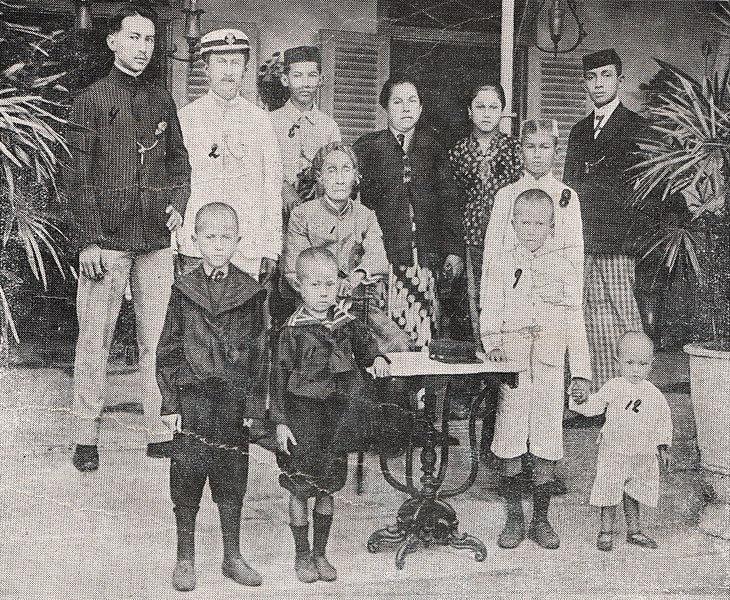 Keluarga Thamrin