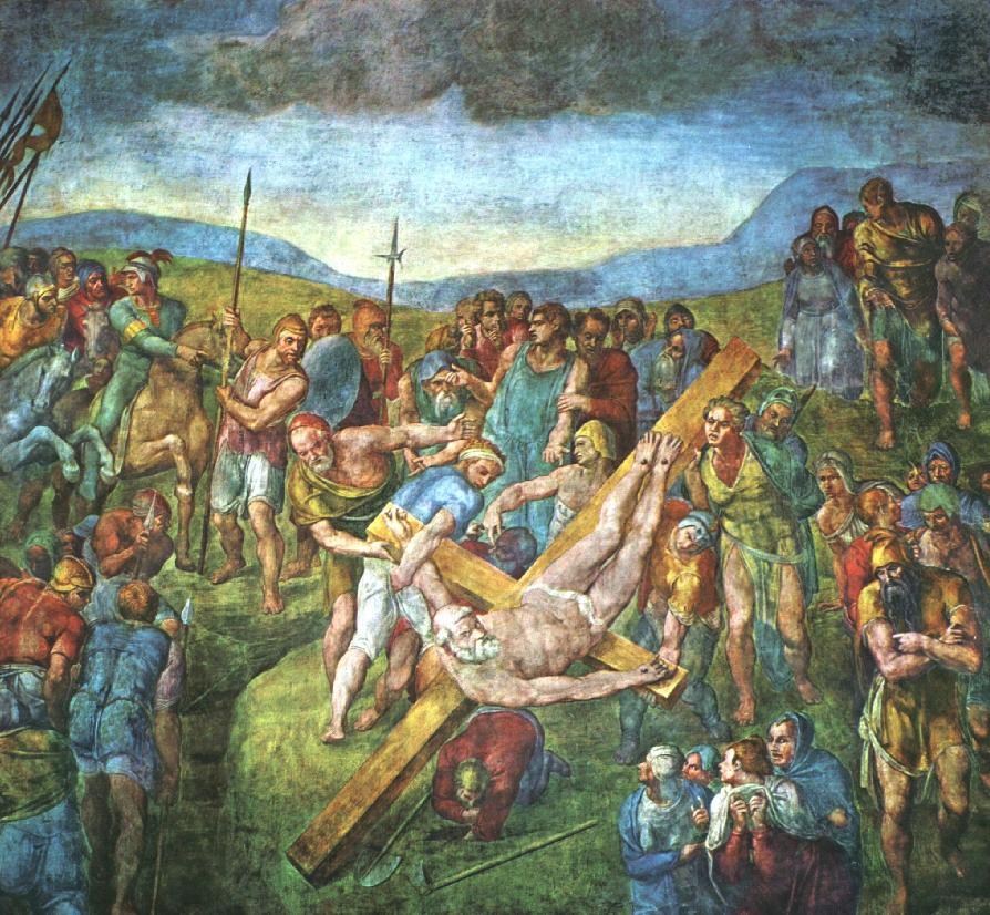 Martyrdom_Michelangelo