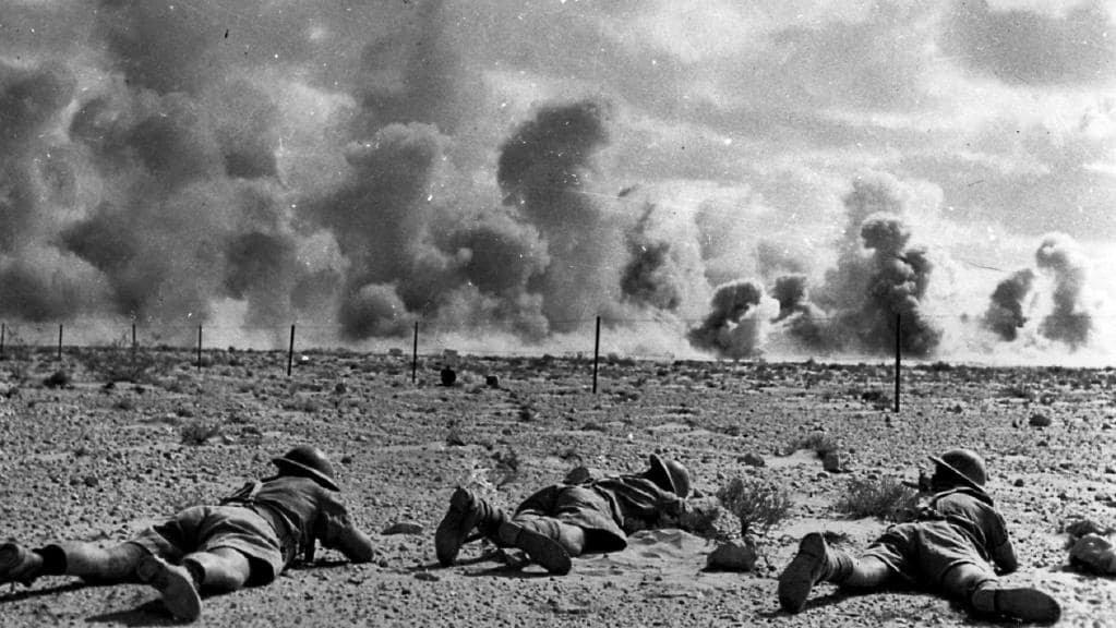 Pertempuran Kedua El Alamein