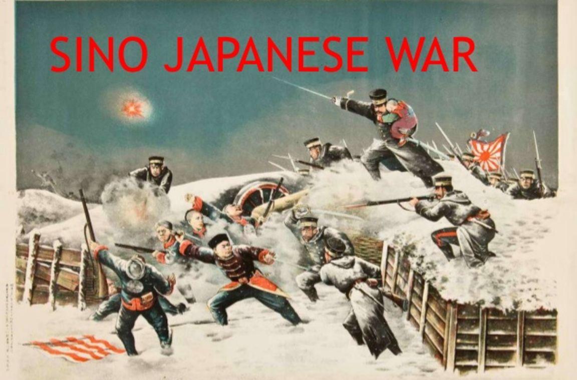 Perang Sino-Jepang