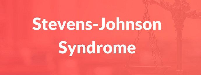 Sindrom Steven-Johnson