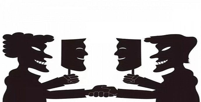 menyesatkan atau distort, mislead