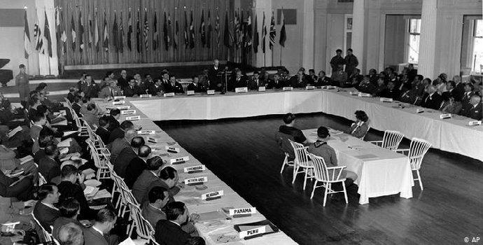 Sejarah awal mula Sistem Bretton Woods