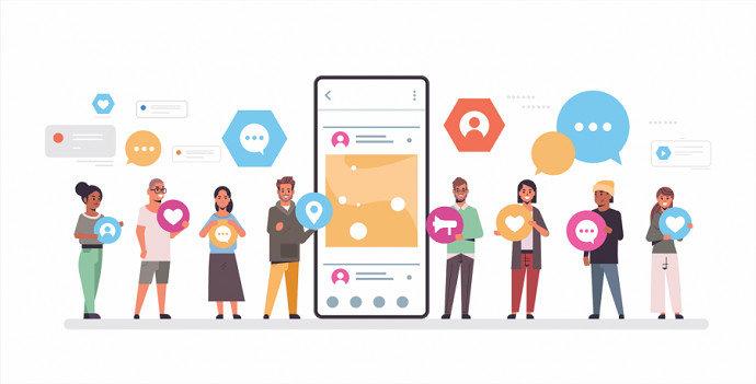 Perilaku Media Sosial
