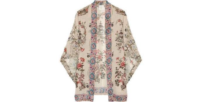 kimono Anna Sui